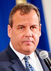 Ex-Gouverneur Chris Christie aus New Jersey