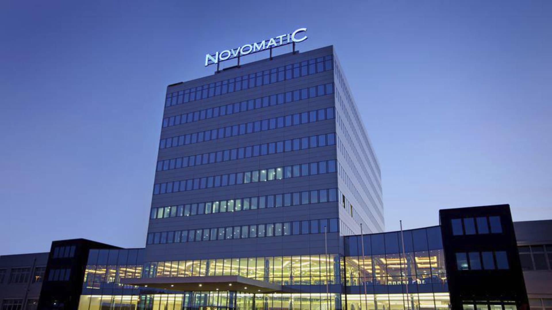Hauptgebäude der Novomatic-Gruppe in Österreich