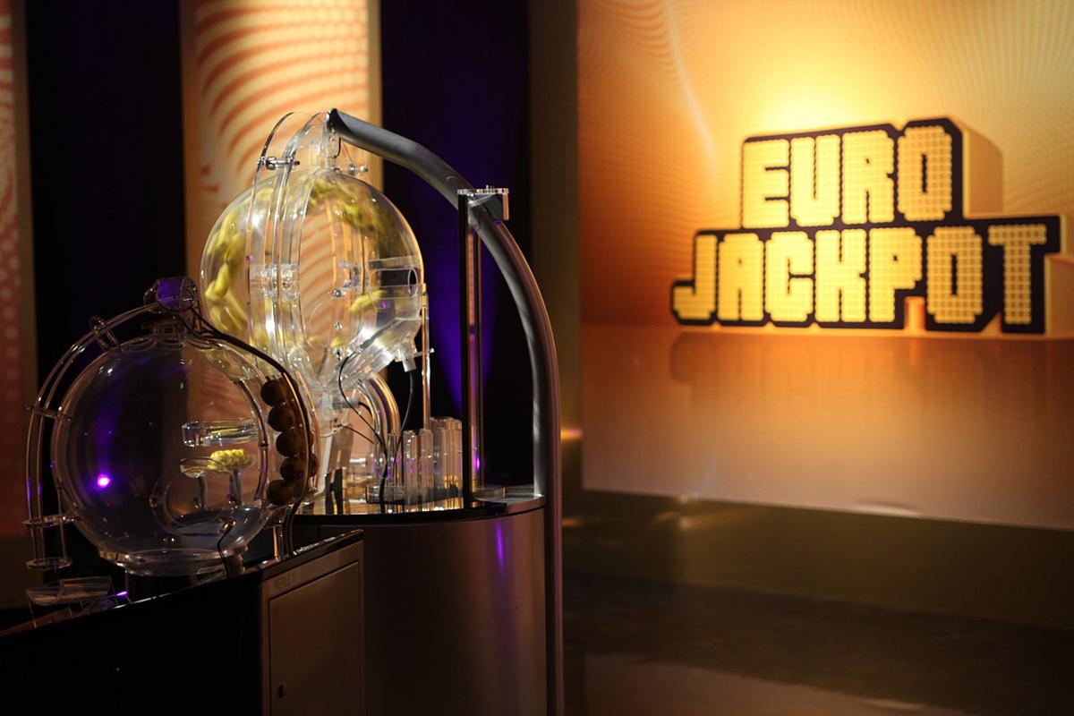 EuroJackpot-Ziehung