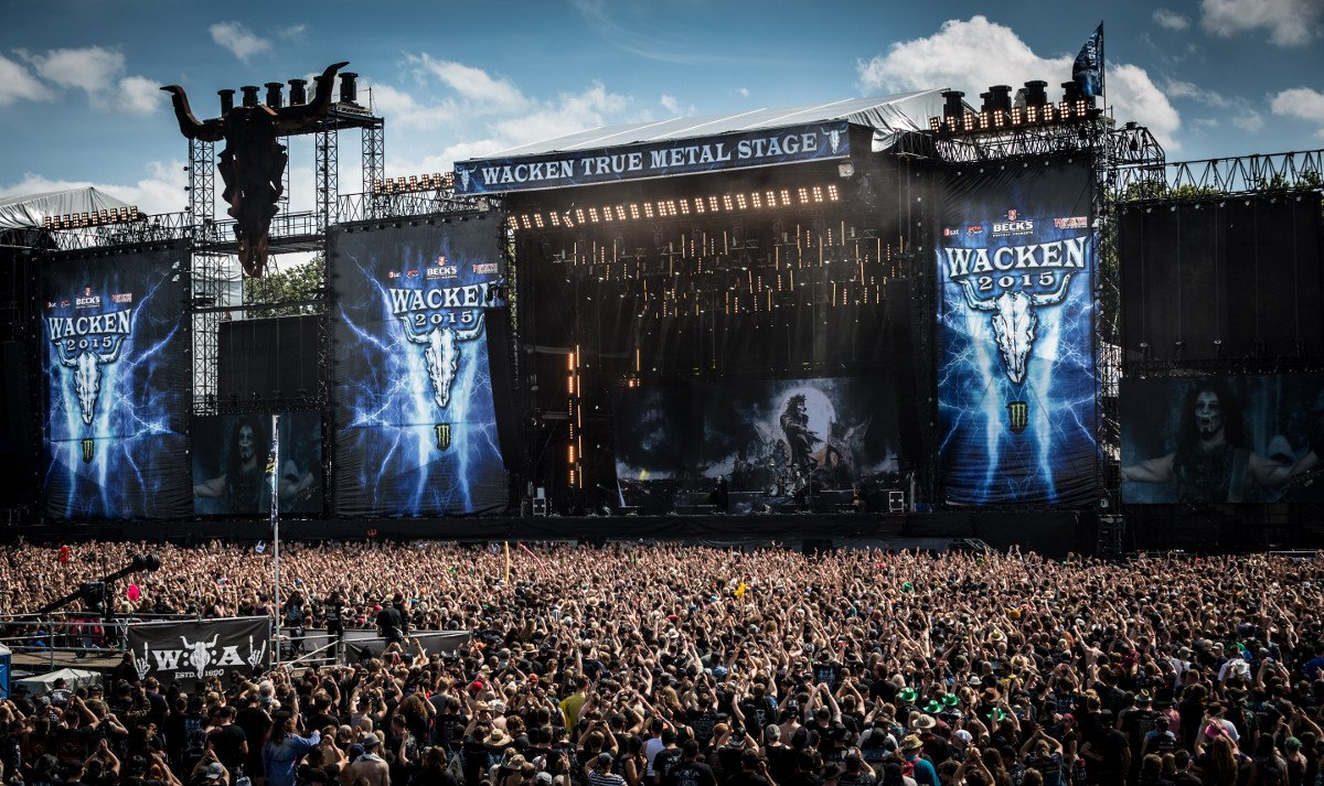 Wacken Open Air-Bühne