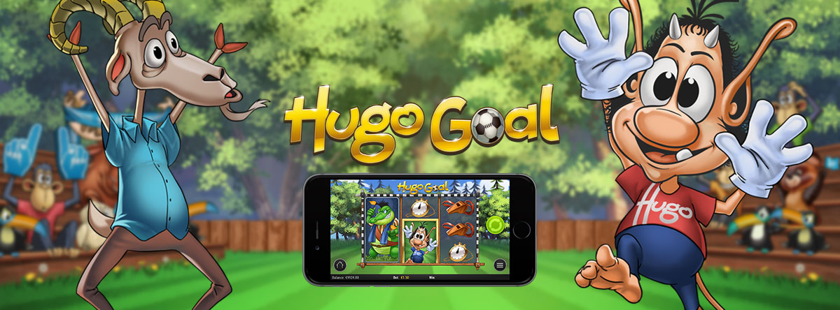 Play'n Go Slot Hugo Goal