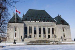 Gerichtsgebäude in Montreal
