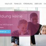 Neue Soziallotterie für Deutschland