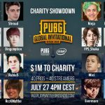 PGI Charity Showdown