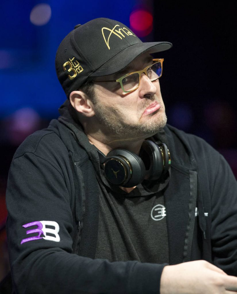 """Poker Brat"" Phil Hellmuth"