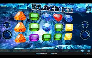 Black Ice Slot mit 3D Technik