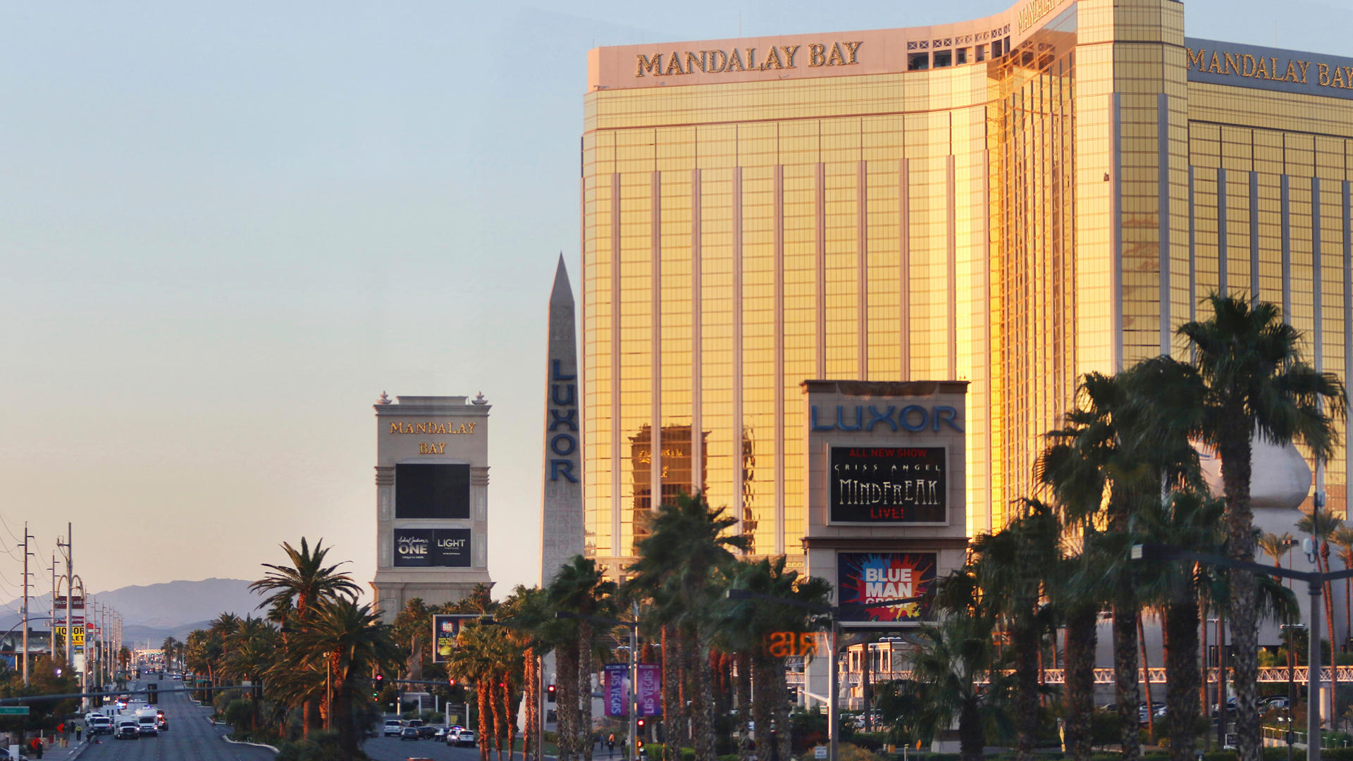 Mandalay Bay Hotel & Casinos in Las Vegas