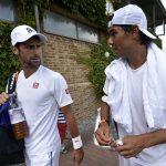 Endspurt bei den Wimbledon Championships