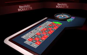 3D Roulette von Realistic Games