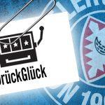 DrückGlück sponsert den Fußballclub Holstein Kiel