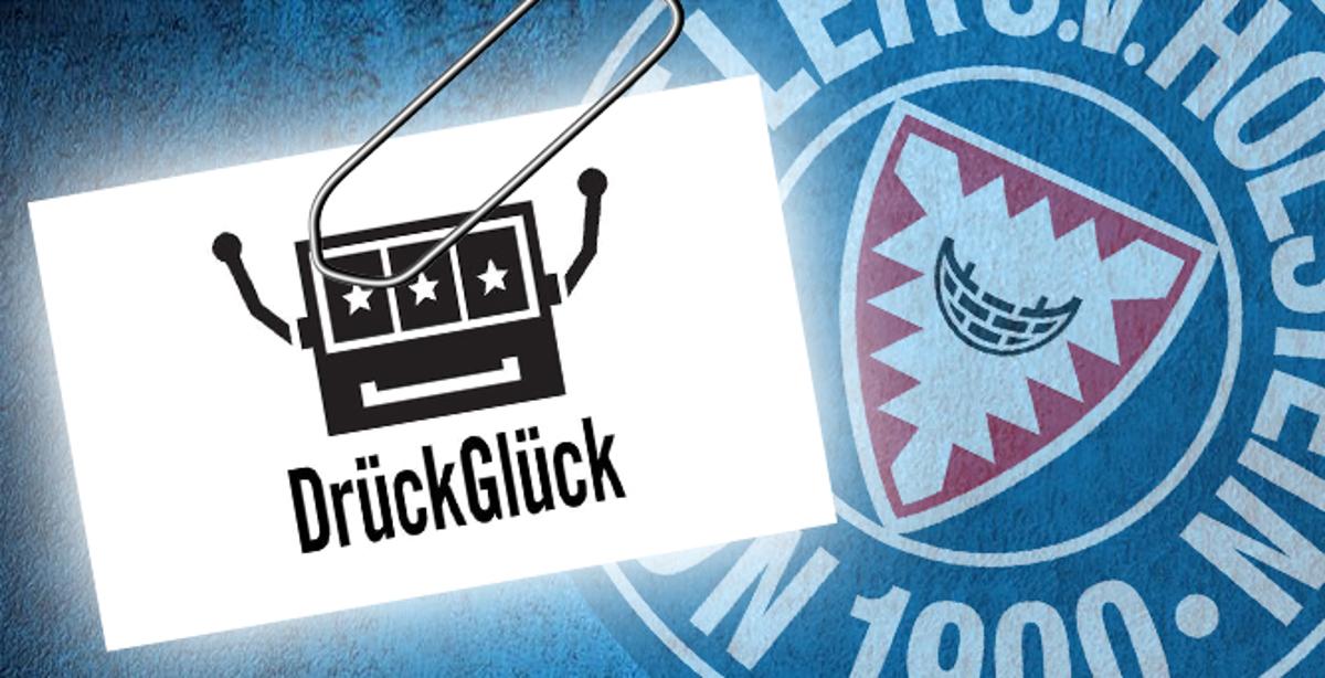 DrückGlück-Logo
