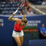 Top-Favoritin Halep bei den US-Open bereits in der ersten Runde ausgeschieden