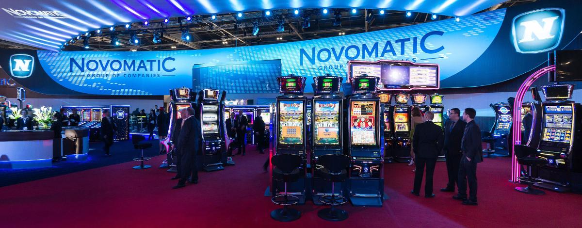 Novomatic-Automaten