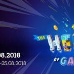 Die Gamescom 2018 in Köln hat begonnen