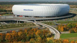 Das WM-Finale 2006 fand in der Münchener Allianz Arena statt
