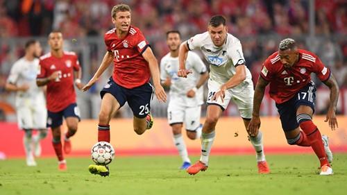 Bayern und Hoffenheim eröffneten die Bundesligasaison 2018/19