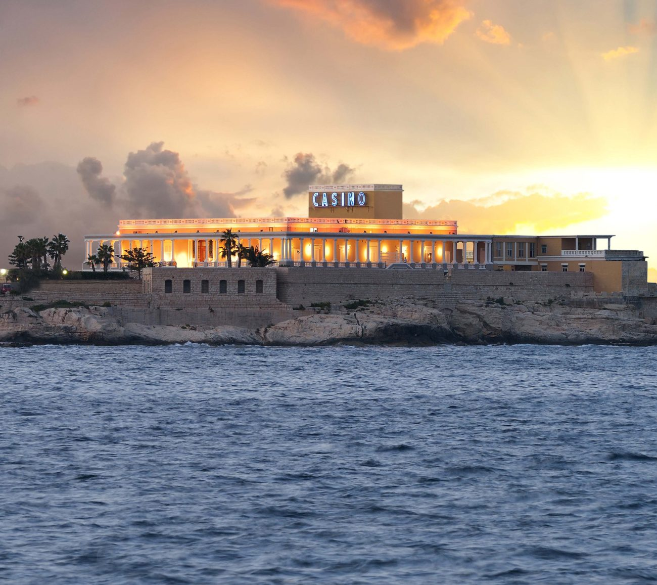 malta casino dragonara