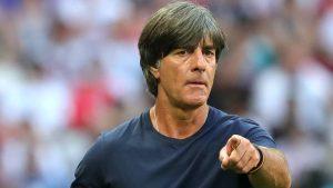 Bundestrainer Joachim Löw bei der WM 2018