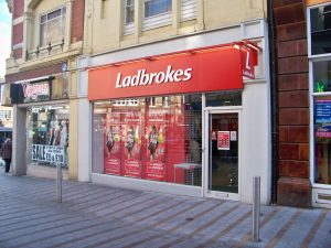 Ladbrokes Filiale in Leeds