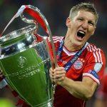 Schweinsteiger verabschiedet sich in emotionalem Bayern München Spiel