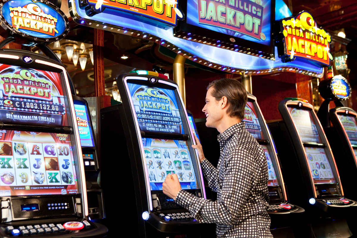 Mega Million Jackpot-Slot