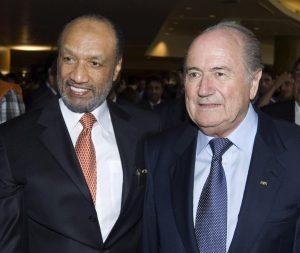 Bin Hammam, Blatter
