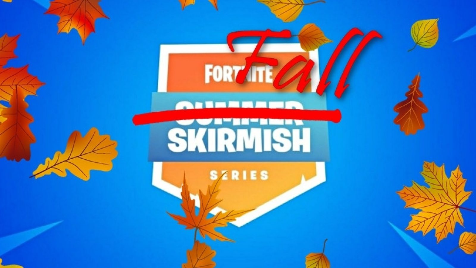 Logo des Fortnite Fall Skirmish