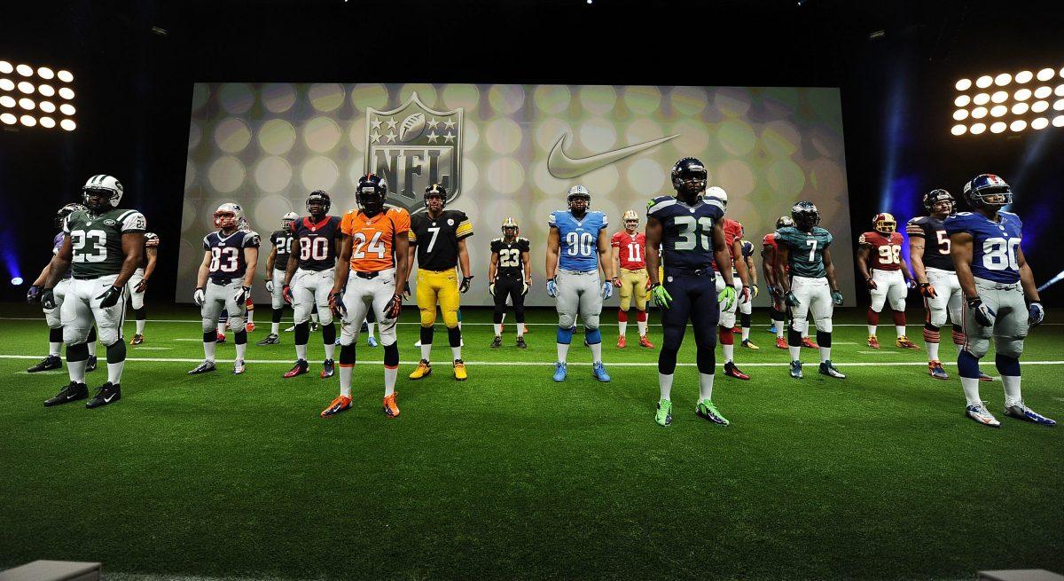 Teams in der NFL