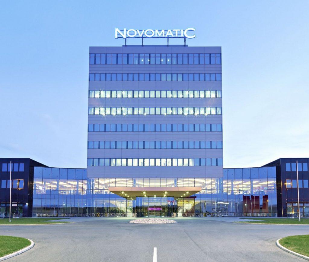 Novomatic Geschäftszentrale in Gumpoldskirchen