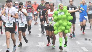 Kostüme beim Marathon