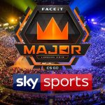 Sky Sports überträgt live das CS:GO Faceit London Major 2018