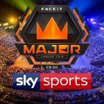 Sky Sports überträgt live das CS:GO Faceit London Major 2018
