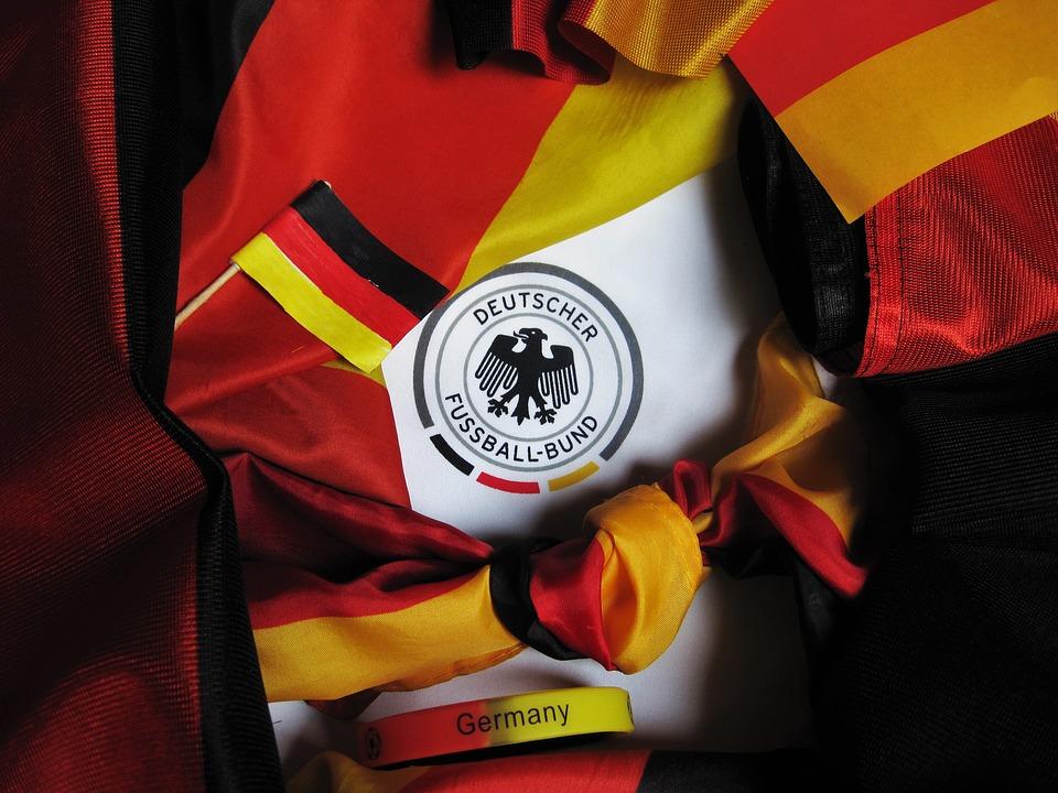 DFB Deutschland Flagge