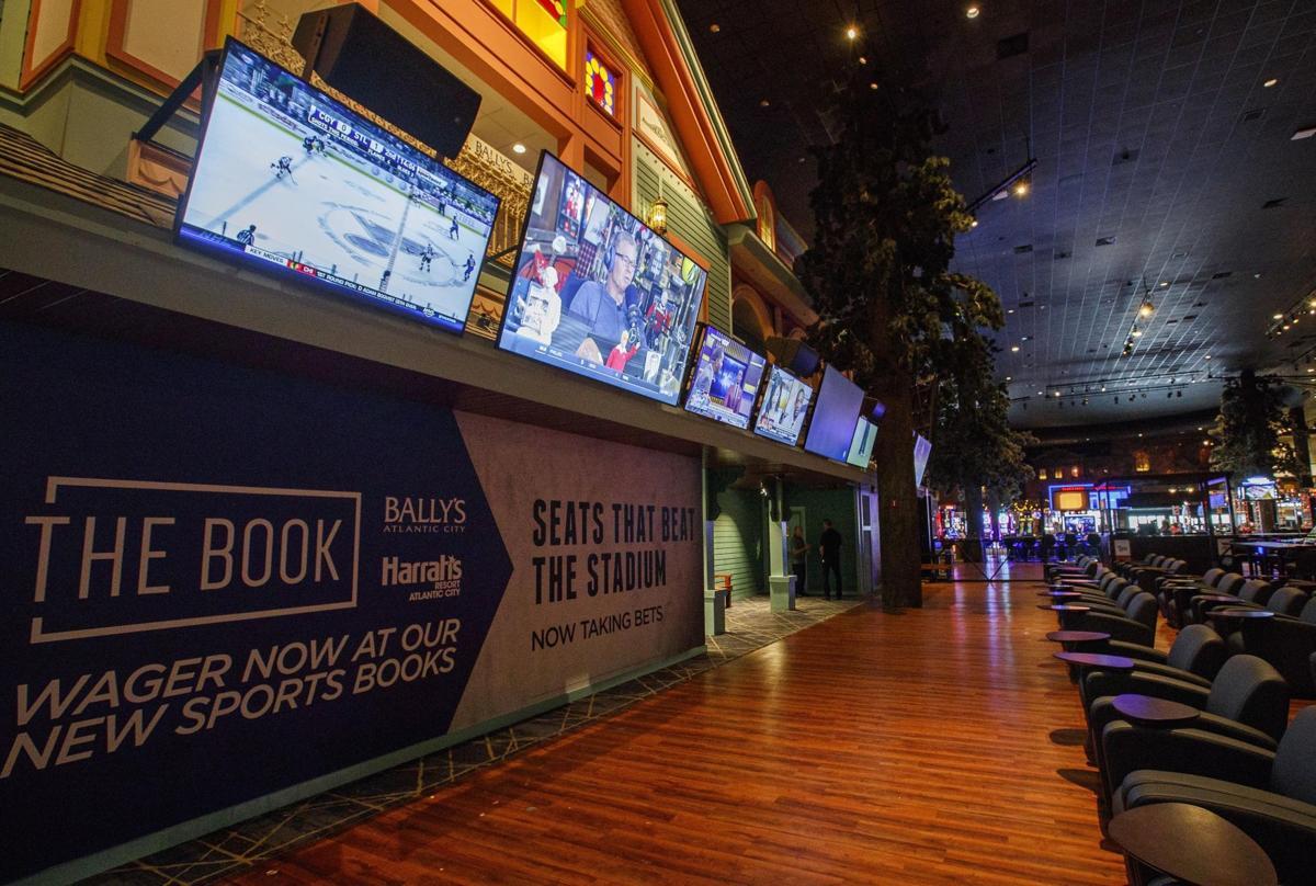 Bally's Wild Wild West Casino Sportwetten sports betting