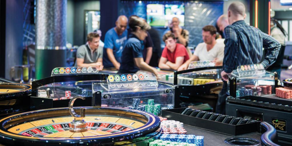 Novomatic Operations Casinospiele Roulette