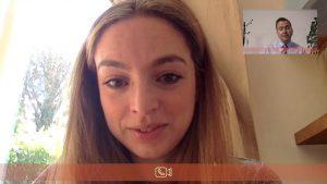 Skype Interview mit partypoker