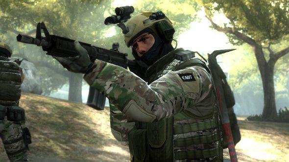 CS:GO Szene