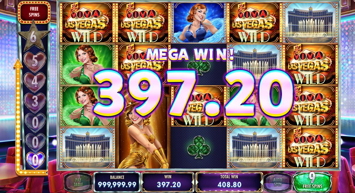 Viva Las Vegas-Slot