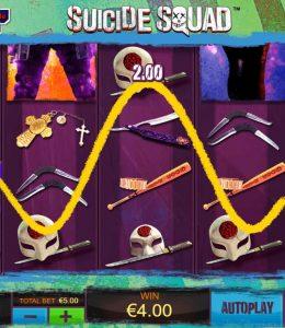 Suicide Squad-Slot