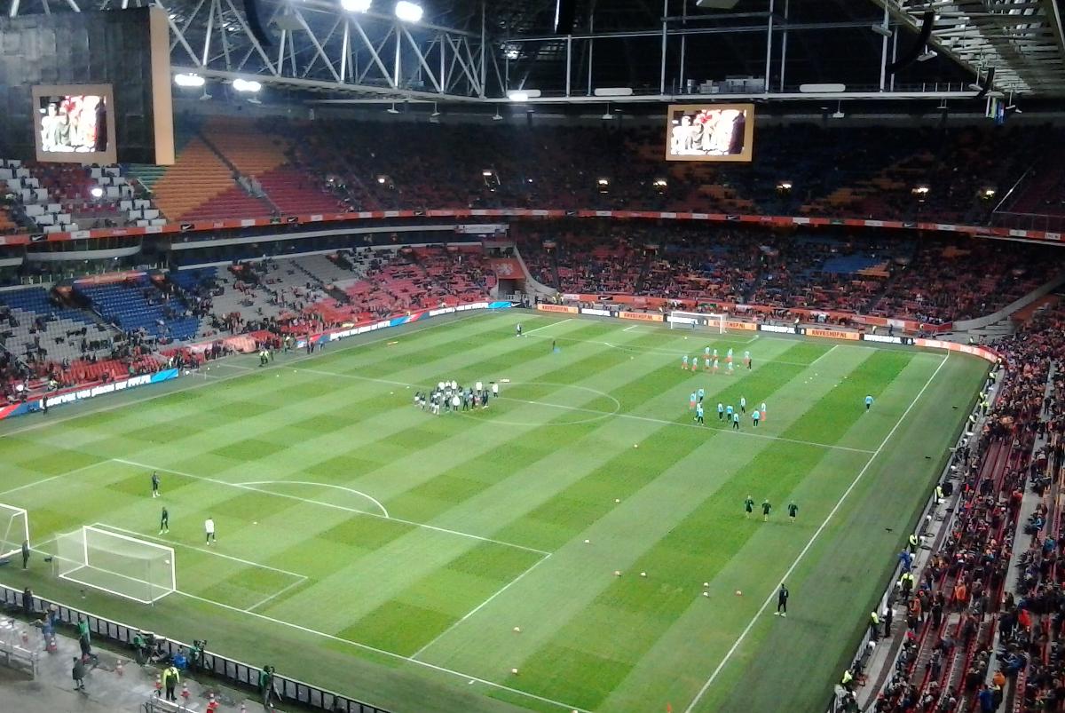 Amsterdam Stadion