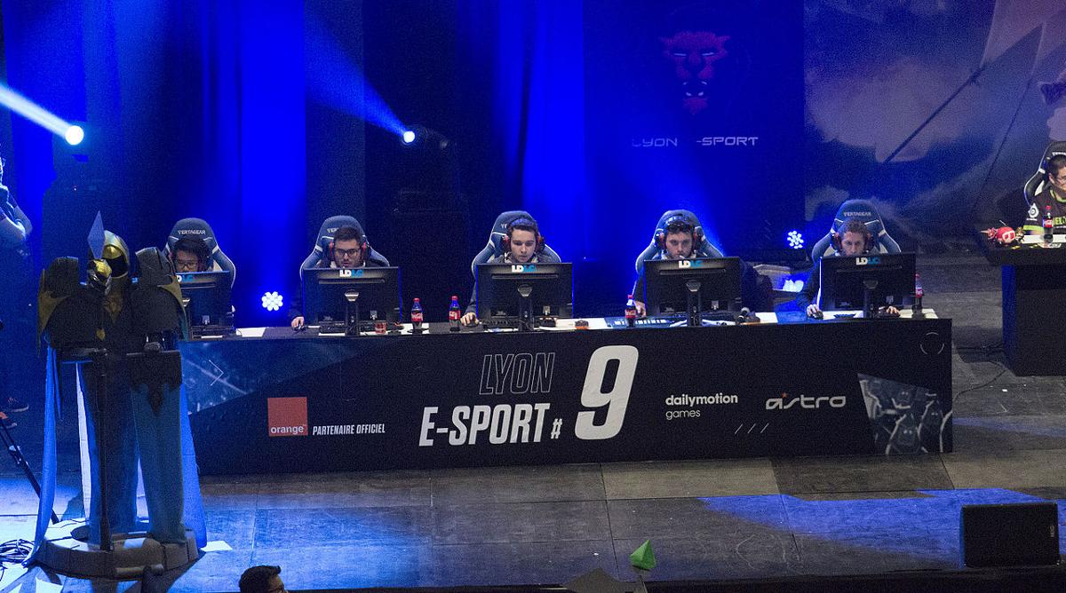 eSports-Match