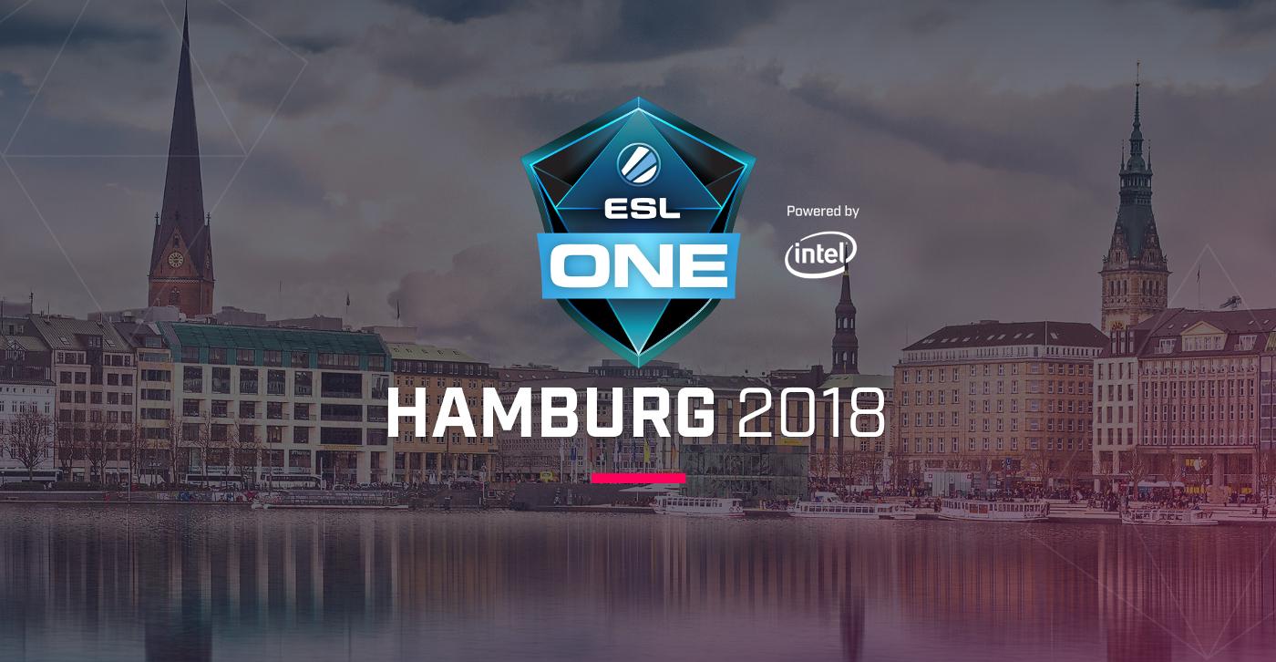 Logo ESL-One Hamburg