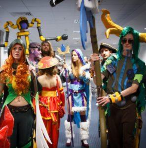 Cosplay-Kostüme