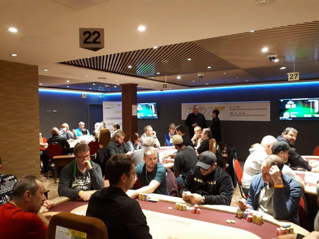 Poker-Events im Grand Casino Aš