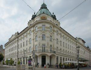 Grand Hotel Ljubljana