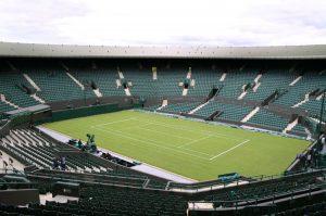 Court in Wimbledon