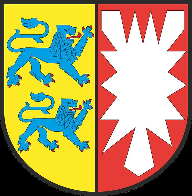 Schleswig-Holstein Wappen