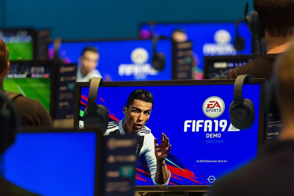 Ronaldo und Fifa