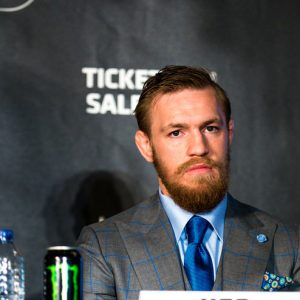 MMA Star Conor McGregor