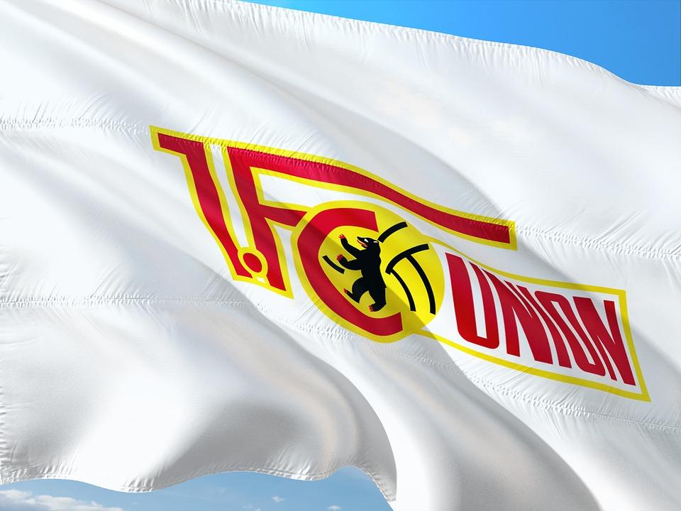 1. FC Union Berlin Flagge